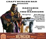RasTamie and The Warriors : Craft Burger Bar (Cape Town, Western Cape)