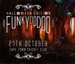 Funky Voodoo : Halloween Edition : Cape Town Cricket Club