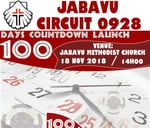 100 Days Countdown Launch : Jabavu Circuit YMG 0928