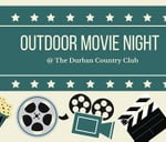 Outdoor Movie Night at Durban Country Club : Durban Country Club