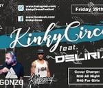 Kinky Circus ft Deliriant : Meraki