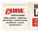 The Cure Live in CT | Rock on the Lawns 2019 : Kenilworth Racecourse