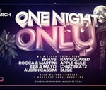 One Night Only - Sat 9 March - Nicci Beach : NICCI BEACH ULTRA LOUNGE