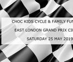 Kids Cycle Race & Fun Walk : Border Motorsport - East London Grand Prix Circuit