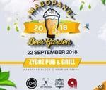 Mabopane Beer Garden '18 : ZYGOZ PUB & GRILL
