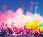 The Color Run - Cape Town : Sea Point, Western Cape, South Africa