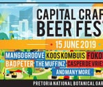 Capital Craft Beer Festival 2019 : Capital Craft Beer Festival