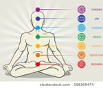 The chakra system as a path to self healing : Paarl, Western Cape