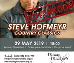 Steve Hofmeyr Private Country Show : Nelspruit, Mpumalanga