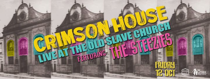 Crimson House ft The Steezies - live in Cape Town : South African Sendinggestig Museum