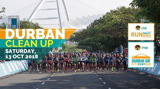 Durban Clean Up : Bike & Bean Durban