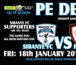 PE DERBY - Sibaye FC vs PE Stars FC : Adcock Stadium