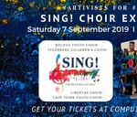 SING! Choir Extravaganza 2019 : GrandWest Casino and Entertainment World