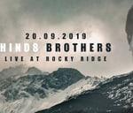 Hinds Brothers live at Rocky Ridge : Rocky Ridge - Music Venue