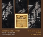 The Glenlivet Jazzology presents Marco Maritz Quintet : Bar