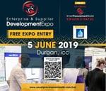 Smart Procurement World Enterprise & Supplier Development Expo : Durban ICC