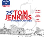 25th Tom Jenkins Run / Walk Challenge 21.1, 10 & 5km : Union Buildings, Pretoria, South Africa