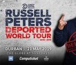 Russell Peters - Durban : SUNCOAST Durban