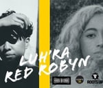 Luh'ra and Red Robyn at Khaya Records - supported by Concert SA : Khaya Records