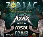Zodiac November Ft AZAX : Reset.