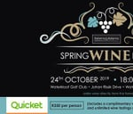 Adams & Adams Spring Wine Fair : Waterkloof Golf Club