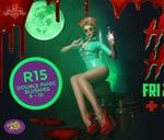 Horror Hospital Friday 26th October : Dance & Night Club