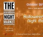 The Halloween Night Market : The Bedfordview Night Market