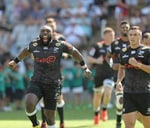 Cell C Sharks vs Queensland Reds : Jonsson KINGS PARK