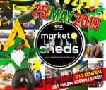 AfricaDay at Market@theSheds : Market @ the Sheds