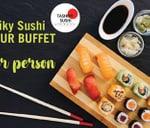 Sushi Night : Kloof and Highway SPCA