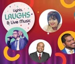 Laugh with the Stars : Westwood Mall