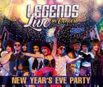 Legends in Concert - New Year's Eve Party! : Cape Town Barnyard