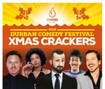 Xmas Crackers - Durban Comedy Festival 2018 : Butlers Restaurant and Event Venue