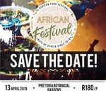 African Food Festival : Pretoria National Botanical Garden