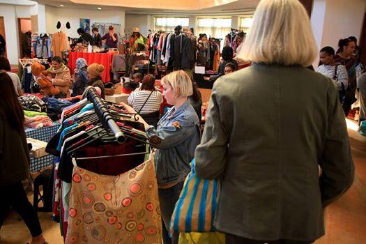 The First Novalis Thrift Fest of 2019 : The Novalis Ubuntu Institute