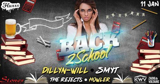 Fluxxx Productions Presents Back2School ft Dillyn-Will, Smyt : StonesDurbanville