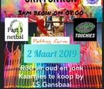 Gansbaai Laerskool Crayon 3 km Fun Run : Laerskool Gansbaai