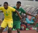 Bafana Bafana v Nigeria : Bafana Bafana - South Africa