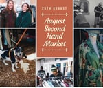 The August Official Second Hand Market : The Novalis Ubuntu Institute