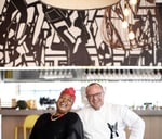 Masterclass with Chef Zola and Chef Morné : Radisson RED V&A Waterfront, Cape Town
