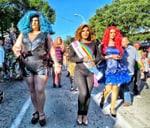 Knysna LGBTQ Pride Parade : Knysna, Western Cape