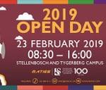 Stellenbosch University Open Day 2019 : Stellenbosch University