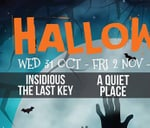 Halloween Haunted Walk | Insidious: The Last Key : Movies in the Vines