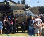 Emergency Services awareness day ! : Crusaders Sport Ground