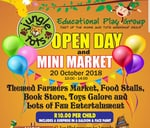 Jungle Tots Open Day Market Day : Jungle Tots Greenstone Hill/Edenvale