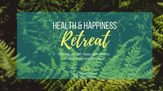 Health & Happiness Retreat : Constantia