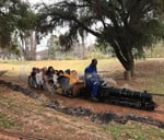 Open to public for train rides R10 : Rand Society of Model Engineers