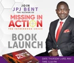 Book Launch Missing In Action : Skoobs, Theatre of Books