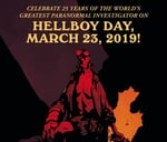 Hellboy Day 2019 : Cosmic Comics, South Africa