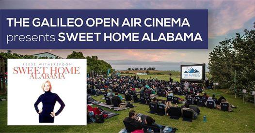 Open Air Cinema: Sweet Home Alabama : Kirstenbosch National Botanical Garden
